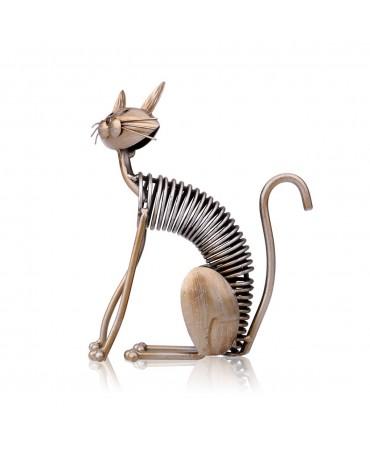 Los gatos Tiflascos Figuras decorativas