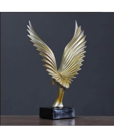 Nexbalryras y las alas de Izall'mond Figuras decorativas