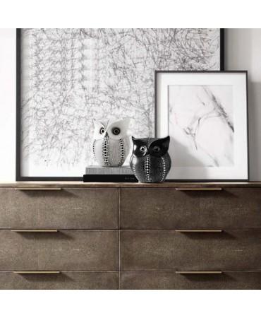Cocturo, el búho candoroso Figuras decorativas