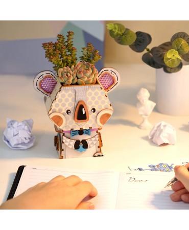 Macetapuzzle: Koalaniko Como macetas