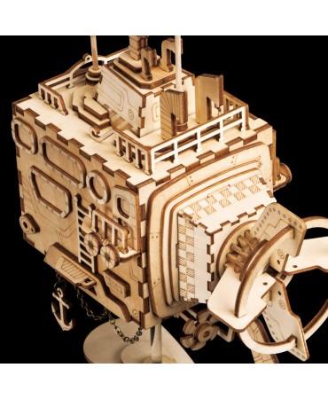 Steampunk: Submarino Doradus II Colección Steampunk
