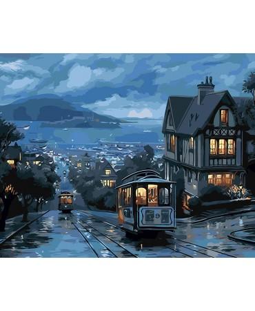 Una noche como esta Ciudades
