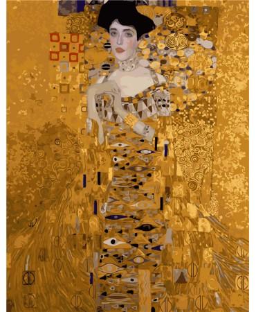 Retrato de Adele Bloch-Bauer, Klimt De artistas célebres