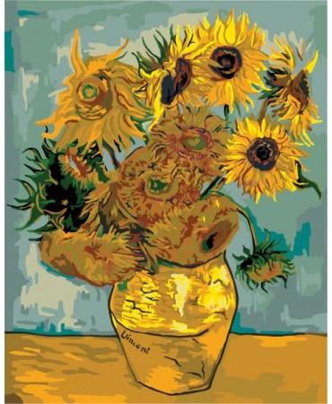 Los Girasoles de Vincent Van Gogh De artistas célebres