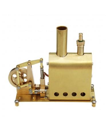 Motor a vapor Fondeo A vapor