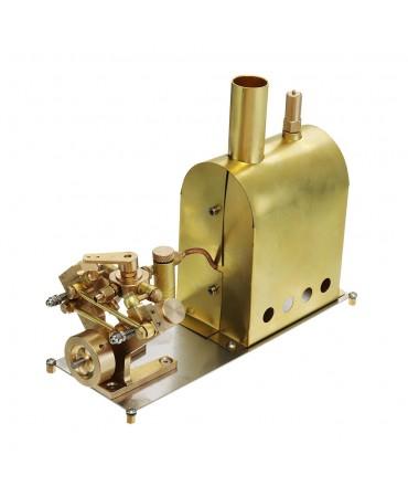Motor a vapor Fondeo 2V A vapor