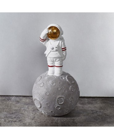 Bob cumple su sueño lunar Figuras decorativas
