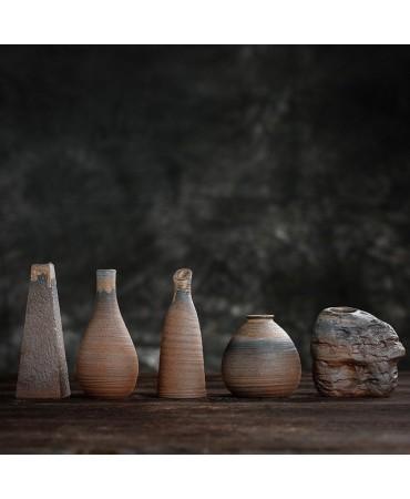 Florero de cerámica Terrak Jarrones y floreros