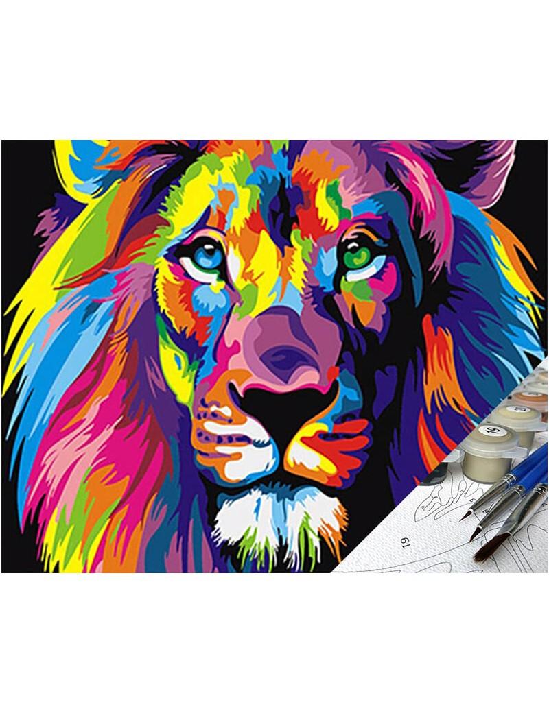 Panthera Leo Animales