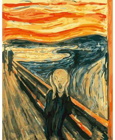 El Grito de Edvard Munch De artistas célebres