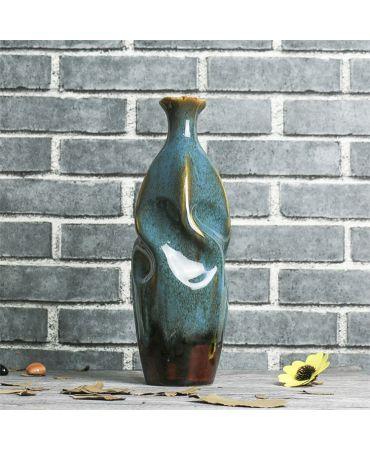 Florero de cerámica Thafoinis Jarrones y floreros