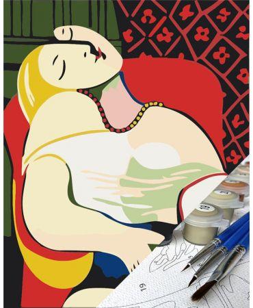 Le Rêve de Pablo Picasso De artistas célebres