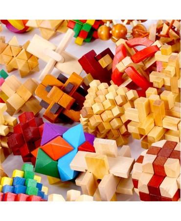 La Caja Sorpresa - 4 tamaños Madera