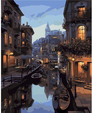 La Venecia tenue Ciudades