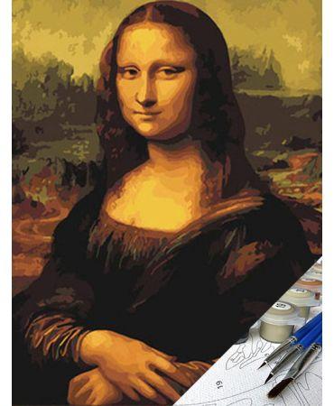 Mona Lisa de Leonardo da Vinci De artistas célebres