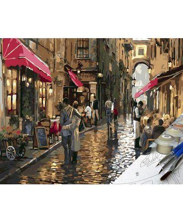 La vida italiana Ciudades