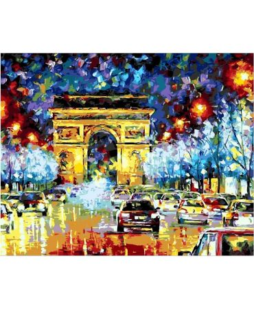 El Arco del Triunfo Ciudades