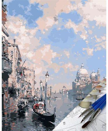 Góndola en Venecia Ciudades