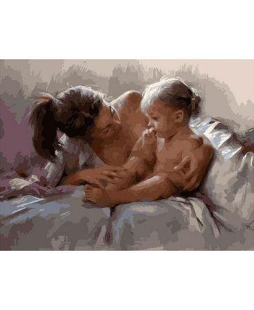Madre e hija Retratos y situaciones