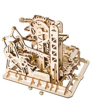 Circuito de canicas Torre laberíntico Circuitos de canicas