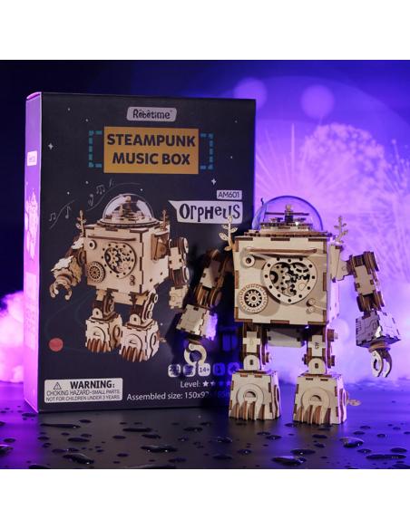 Steampunk: Paco Colección Steampunk