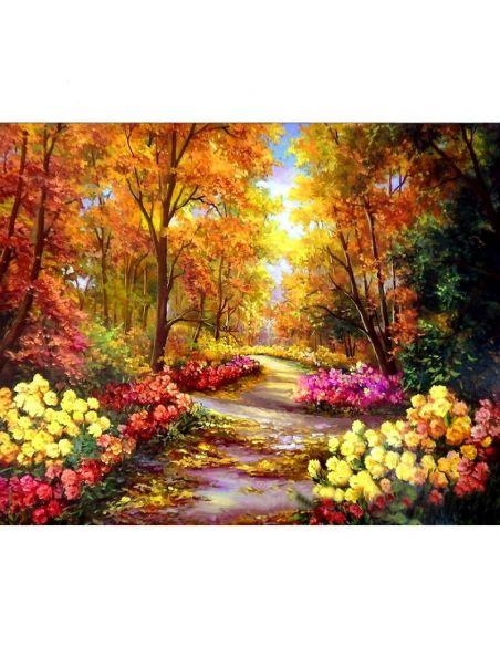 Bosque de Bergessy Flores y naturaleza