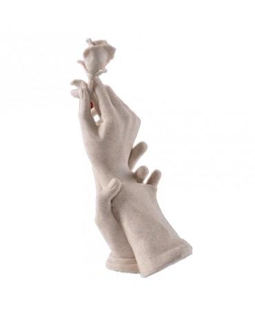 La rosa Lédéchaux Figuras decorativas