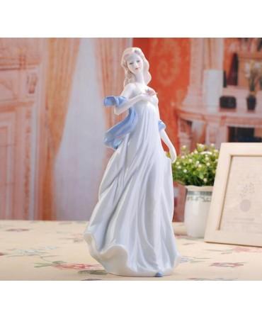 Las mujeres de Fieldsackville Figuras decorativas