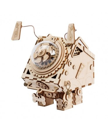 Steampunk: El perrito Betu Colección Steampunk