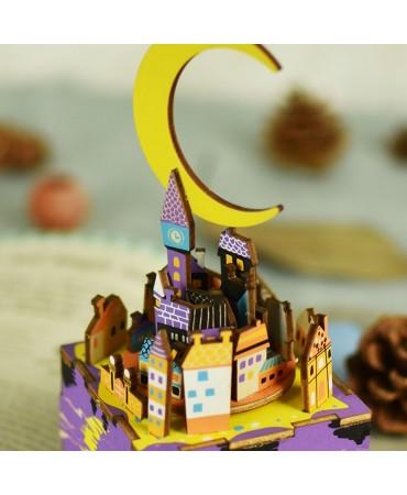 Cajapuzzle musical Un sueño de otoño Musicales