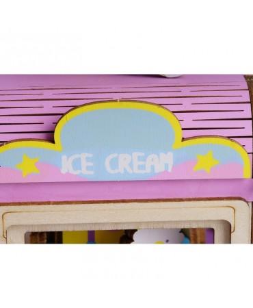 Cajapuzzle musical Mi helado favorito Musicales