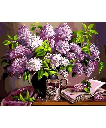 Lavanda curativa Flores y naturaleza