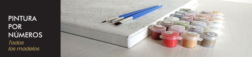 Kit de pintura por números con envío gratis