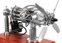 Motores a escala