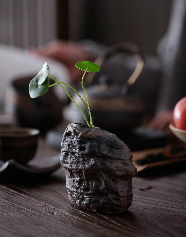Florero de cerámica Terrak