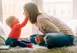 Guía para mantener a su hijo seguro en casa